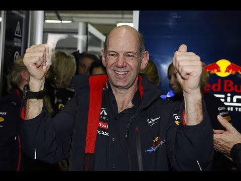 Happy 54th Birthday Adrian Newey!