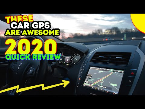 Best GPS Tracker For Car 2018 !