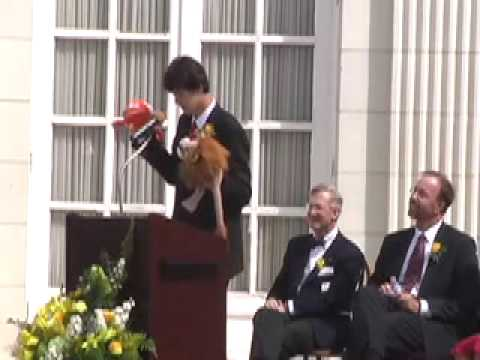 The Colorado Springs School Graduation Senior Speech by Will Seaton on May 22, 2009