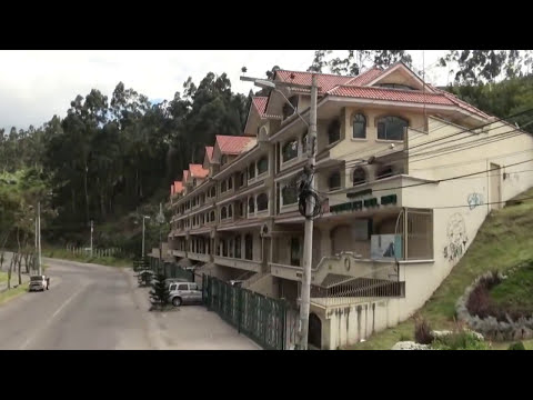 En Cuenca Ecuador un domingo ( primera parte )