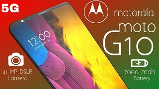 MOTO G10 2018 Trailer Concept Introduction .