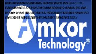 Amkor Technology Wafer Bumping Overview (English Subtitle)