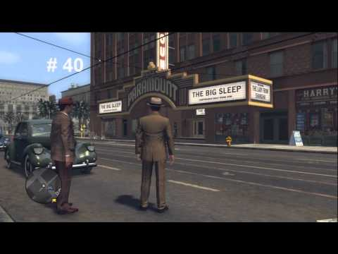 LA NOIRE - Hollywoodland Achievement Reels 26-50 