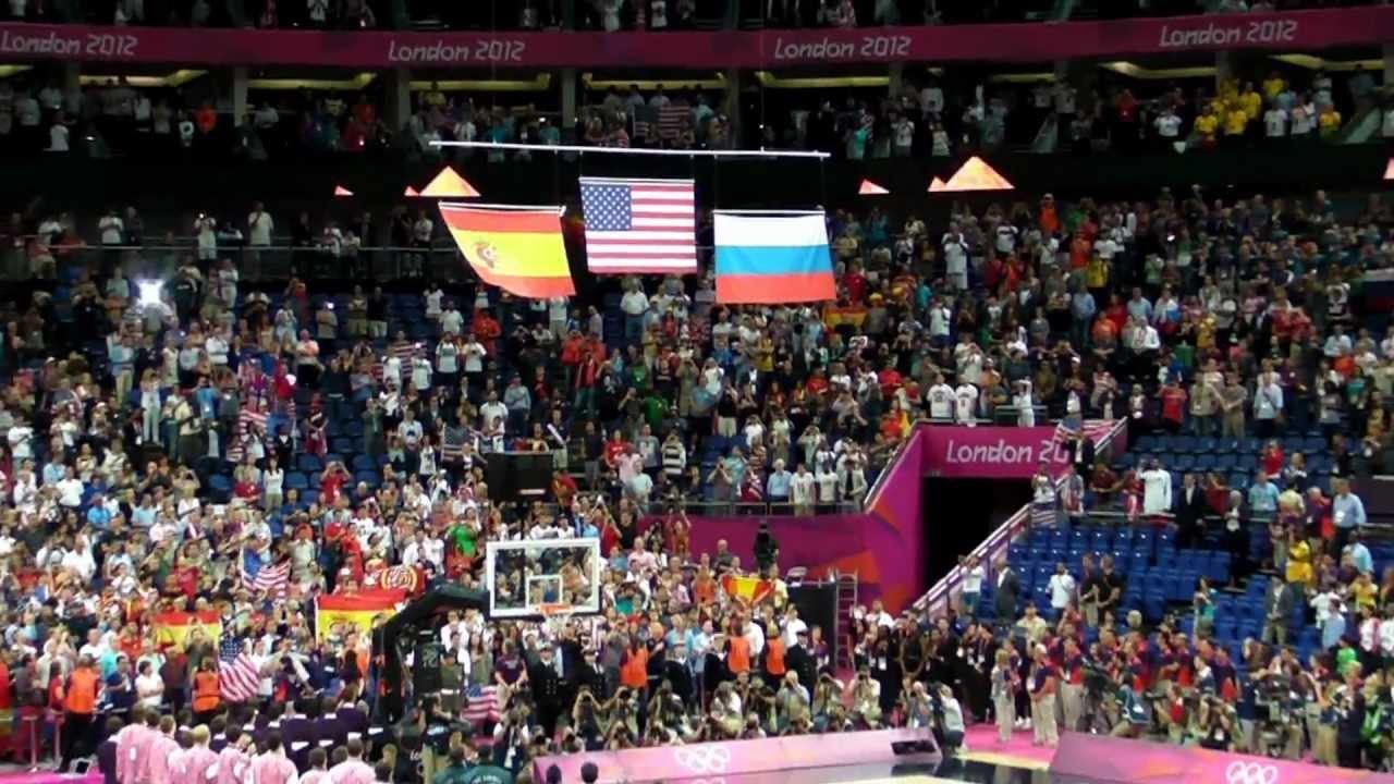 Anthem 2012 Olympics Medal London 2012 Olympics