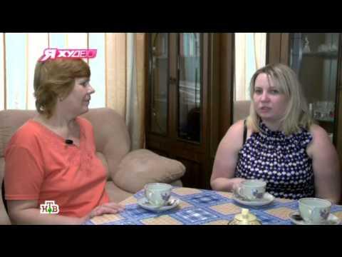 Сергей Обложко в телевизионном проекте «Я худею!»: 7-й выпуск второго сезона