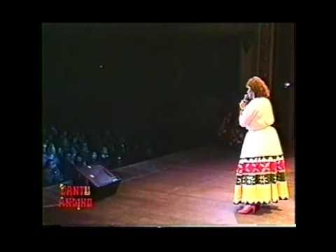 Amanda Portales - Mi Propuesta (Amor Amor en Vivo)