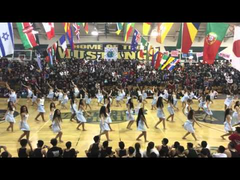 MTHS Poly Ohana - Otea | Multicultural Assembly 2016