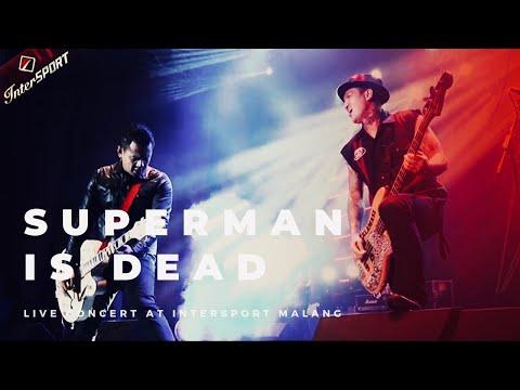 SUPERMAN IS DEAD (SID) LIVE MALANG 2015