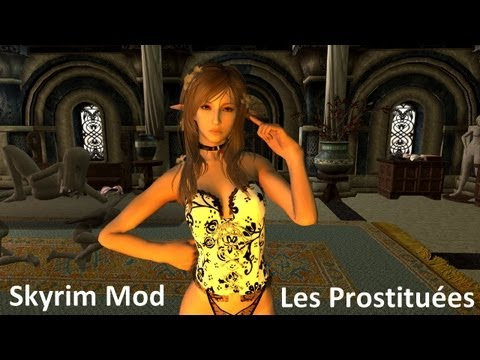 mod prostituée skyrim