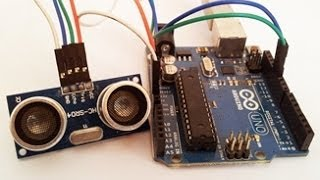 Arduino Intermedio - Sensor Ultrasónico HC-SR04