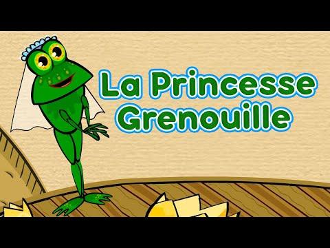 Les Contes de Masha - 👸 La Princesse Grenouille 🐸(Épisode 8)