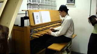 Seth Carillon Bells at Clemson - Pure Imagination