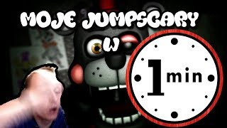 MOJE JUMPSCARY W MINUTĘ / MY JUMPSCARE'S IN ONE MINUTE!