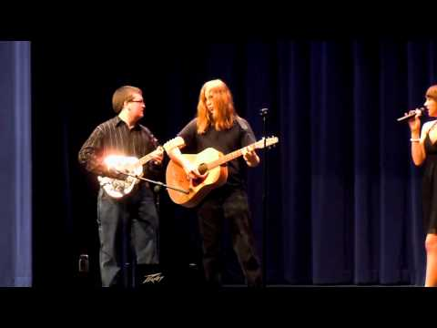 Jennings County High School Talent Show Shania Simpson and Harrison Randall