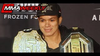 UFC 239 Post-Fight Press Conference: Amanda Nunes  (Complete)