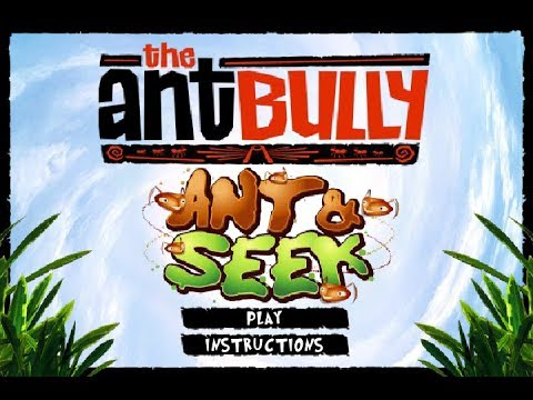 The Ant Bully's Ant & Seek Gameplay (Part 3/3)