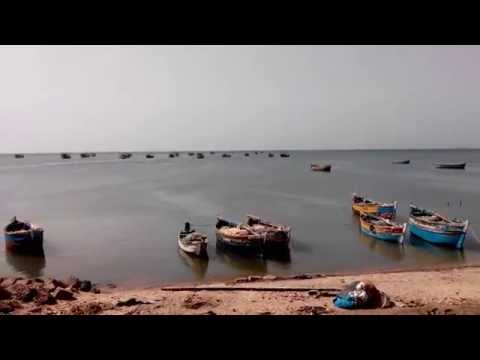 Tamilnadu Tourist Places Pamban Island Near Rameshwaram video