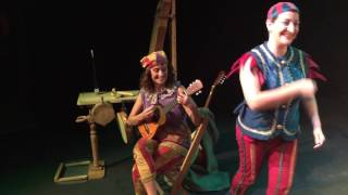 Don Federico Los Titiriteros de Binefar canción tradicional