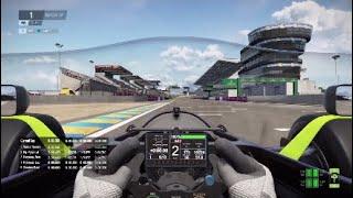 Project CARS 2 - PS4 - Time Trial - Le Man 24 Hour Cirket - 2nd Place