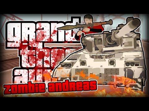 Zombie Andreas 4.0 - ЗАХВАТИЛИ САН-ФИЕРРО!