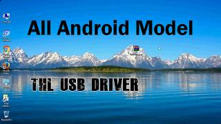 How to Install Thl USB Driver for Windows | ADB and FastBoot