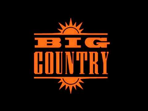 Big Country - Oh Well