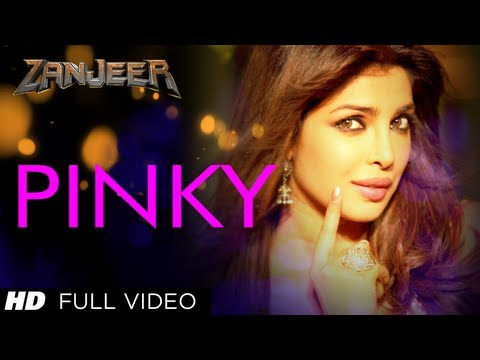 Pinky Full Song | Zanjeer | Priyanka Chopra, Ram Charan video