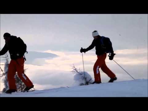 Skitouren Sci alpinismo