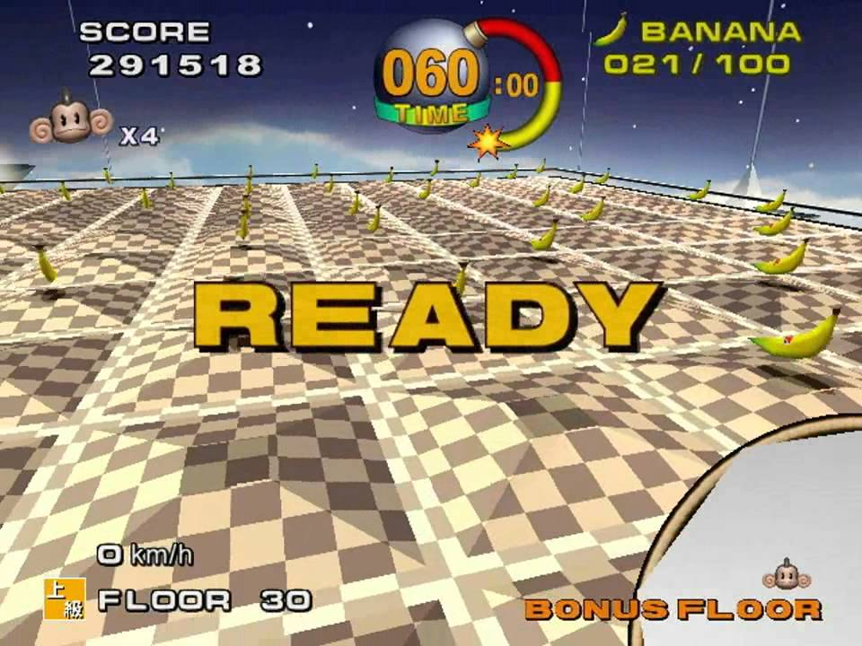 Gamecube Monkey Ball Monkey Ball Arcade vs