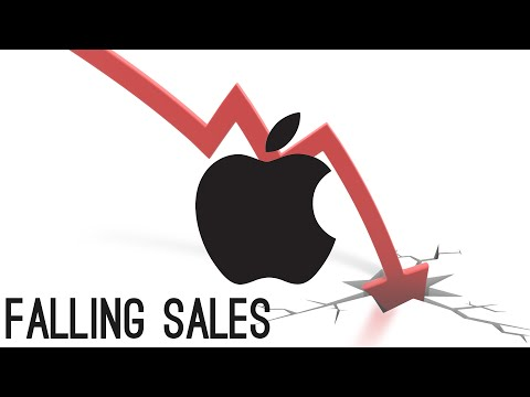 Why Are Apple's Sales Slowing?