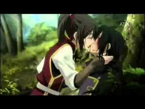 hakuouki kiss my eyes and lay me to sleep   youtube
