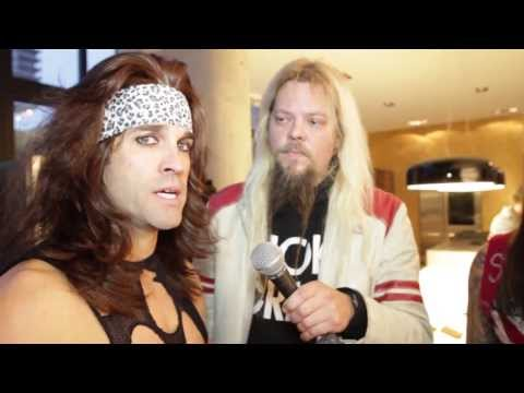 Das Hair-Metal-Tutorial mit Steel Panther