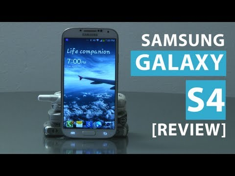 Samsung Galaxy S4: the Best Android Phone Ever? [REVIEW]