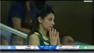 The VIRAL GIRL - Ind vs Pak Asia Cup 2018 highlights | India vs Pakistan beautiful viral girl NIVYA