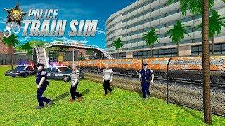 Police Train Sim 2018 Gameplay