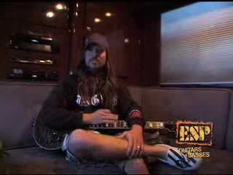 ESP Guitars: Will Adler (Lamb of God)