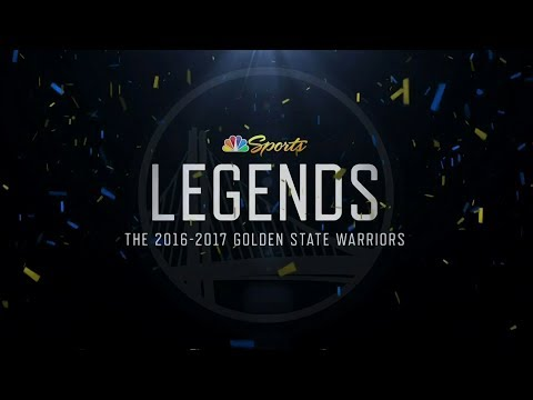 Legends 2016-17 Golden State Warriors