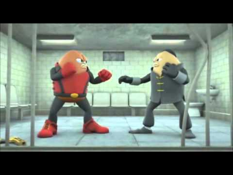 Killer Bean Forever Jet Bean Fight Scene video