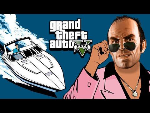 BOAT RACE BASTARDS - GTA 5 Gameplay