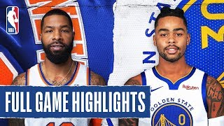 KNICKS at WARRIORS | FULL GAME HIGHLIGHTS | December 11, 2019