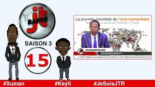 Journal Rappé (S03, épisode 15) : Concours général d'indiscipline