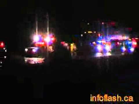 Accident mortel a Rimouski