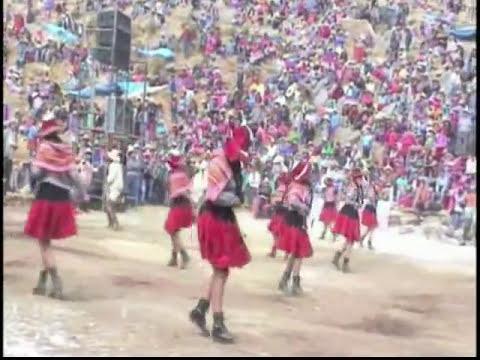 Danza Chumbivilcana 2013:Colegio Mixto Santotomás (Festival Warari Livitaca 2013).