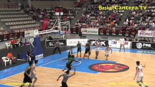 FINAL Junior REAL MADRID vs. JOVENTUT.- Campeonato de España U18M -  (BasketCantera.TV) - HD