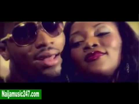 Fall In Love by D'Banj with Genevieve Nnaji (nigerian music)