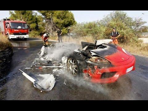 Страшные аварии на дорогах - июнь 2015