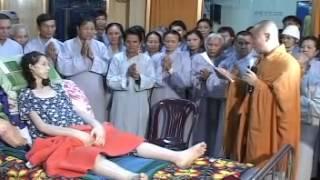 Hộ Niệm Cô Phạm Mỹ Dung Vãng Sanh VCD 1 ĐĐ Thích Giác Nhàn - 2009