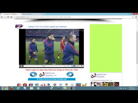 Ver TV gratis por internet [Sin programas]