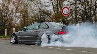 Best Of Burnouts & Powerslides 2018