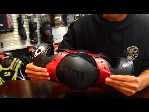 Inside The EVS Sports Axis Knee Brace - TransWorld Motocross